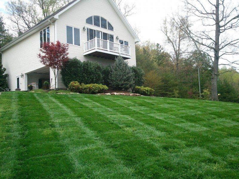 lawn care knoxville - lawn mowing knoxville